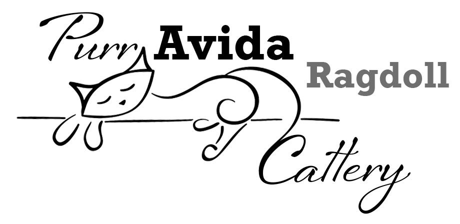 logo jpg purravida cattery